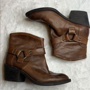 Lucky Brand Ankle Boots size 8